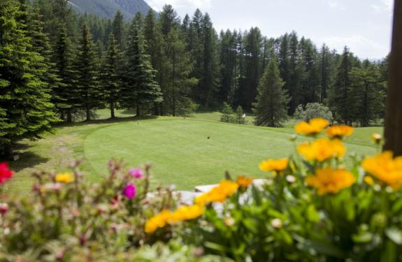 Montgenèvre golf 3