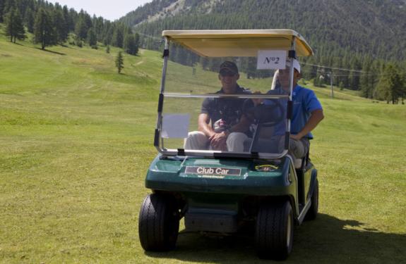 Montgenèvre golf 4