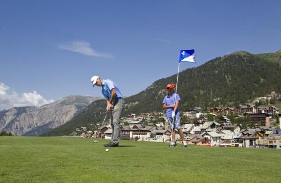Montgenèvre golf 5
