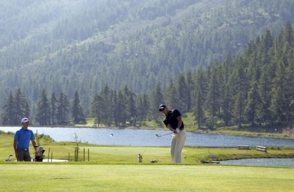 Montgenèvre golf