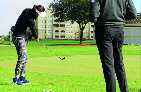 One Putt  Short Game Workshop